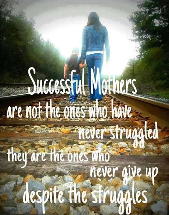 succesful mum