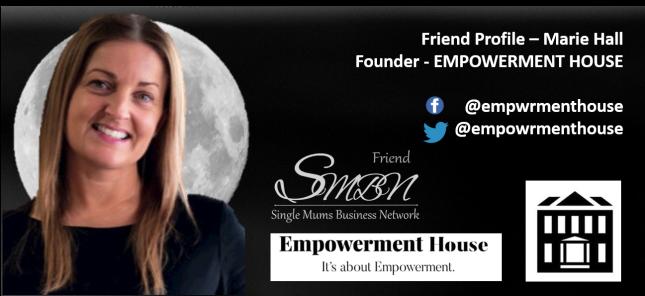 Marie Hall Empowerment House Women Supporting Women