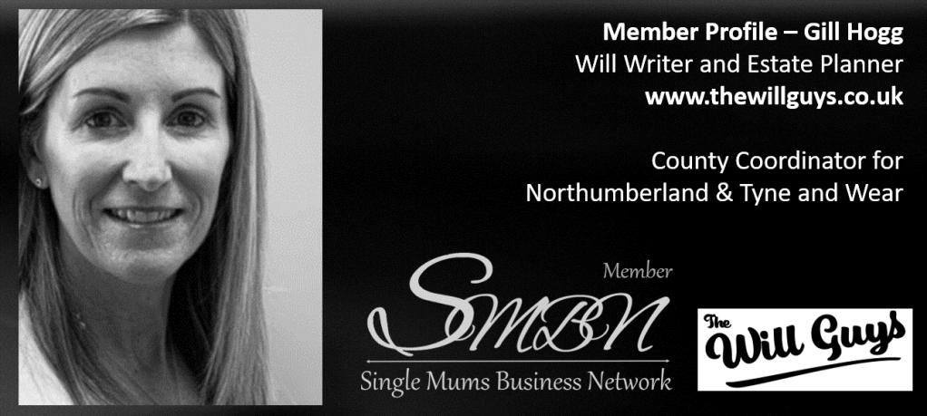 Gill Hogg Single Mums Business Network Will Writer